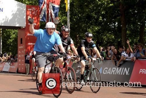 Mayor Of London and Boris Johnson 1