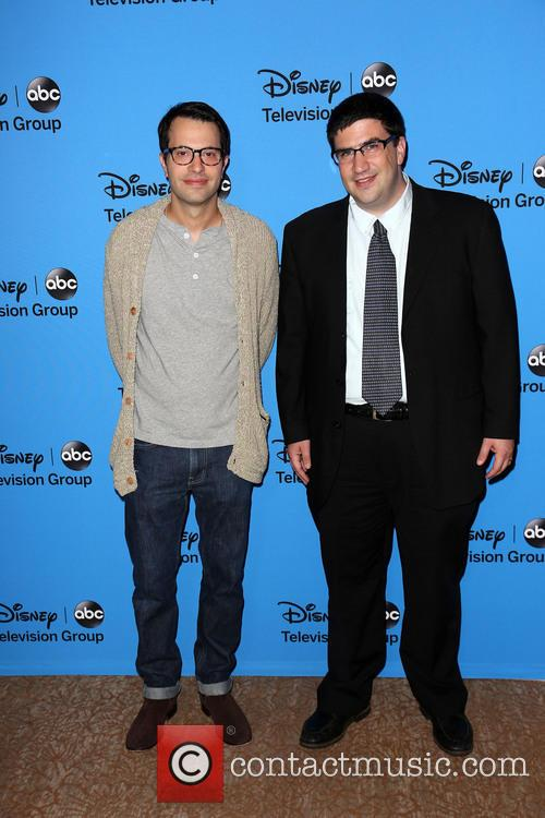 Edward Kitsis and Adam Horowitz 7