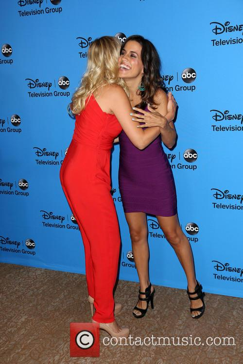 Malin Akerman and Natalie Morales 5