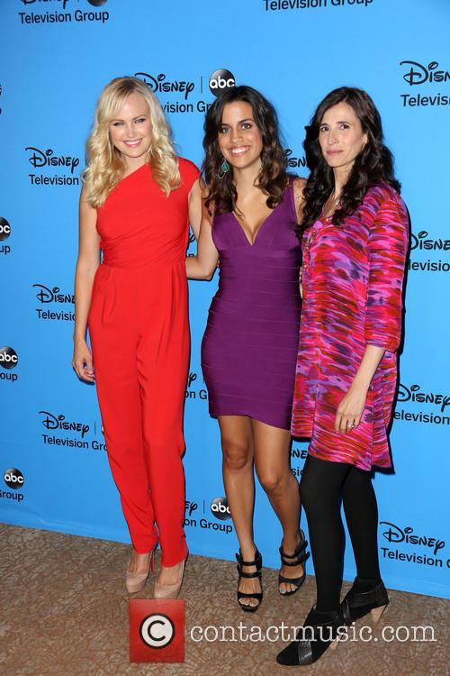 Malin Akerman, Natalie Morales and Michaela Watkins 4