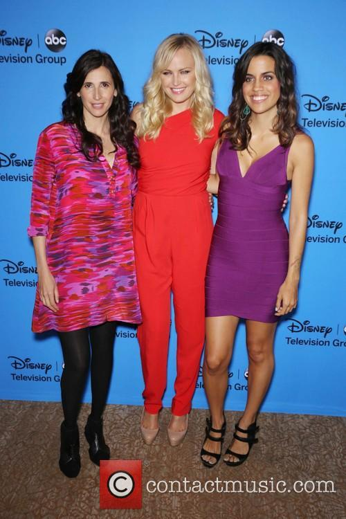 Michaela Watkins, Malin Akerman and Natalie Morales 4