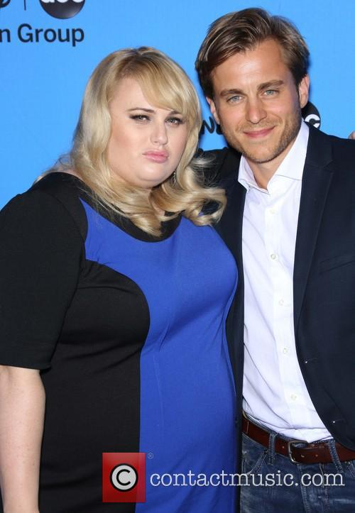 Rebel Wilson and Kevin Bishop 6