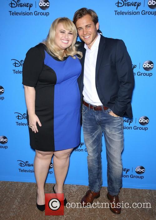Rebel Wilson and Kevin Bishop 9