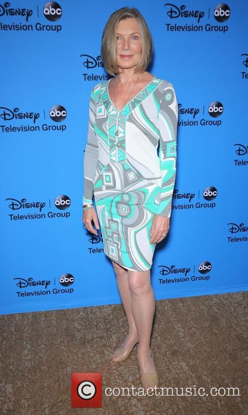 Susan Sullivan, Beverly Hilton Hotel, Disney