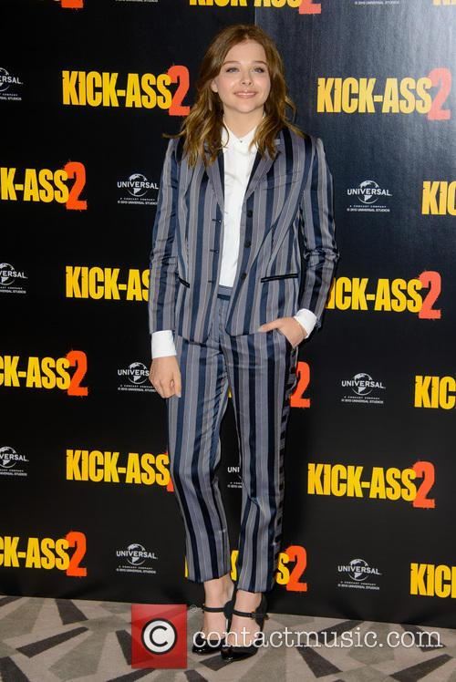 Kick-Ass 2 photocall