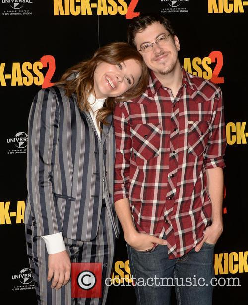 Chloe Grace Moretz and Christopher Mintz- Plasse 10