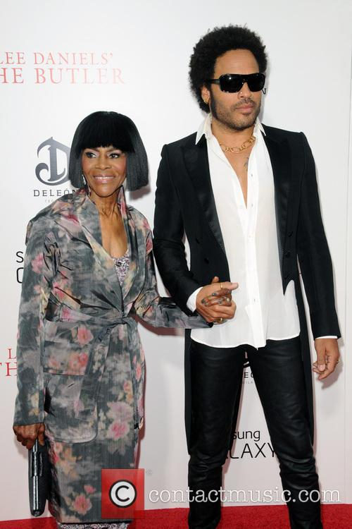 Cicely Tyson and Lenny Kravitz 2