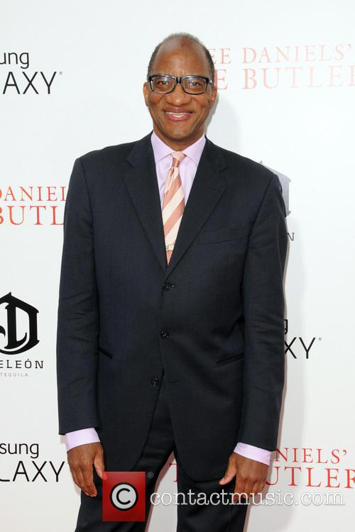 Lee Daniels and Wil Haygood 9