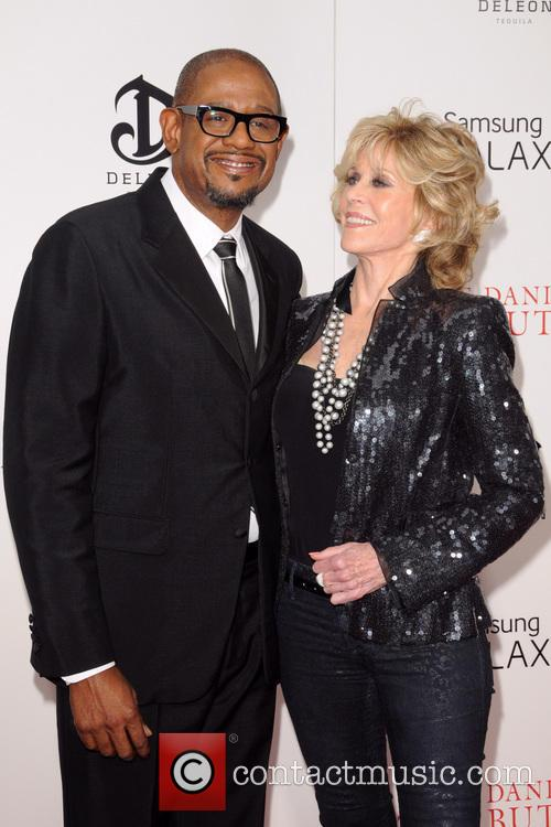 Forest Whitaker and Jane Fonda 7