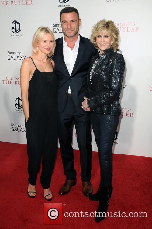Liev Schreiber, Naomi Watts and Jane Fonda 2