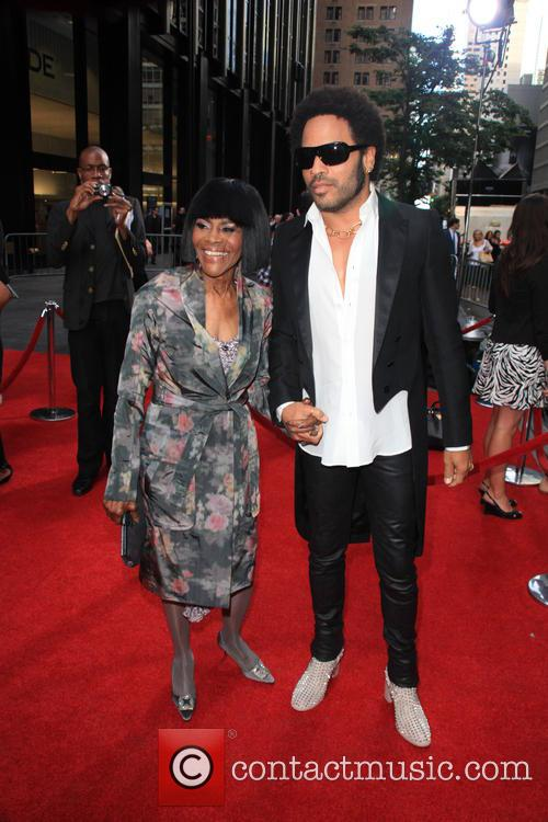 Cicely Tyson and Lenny Kravitz 8