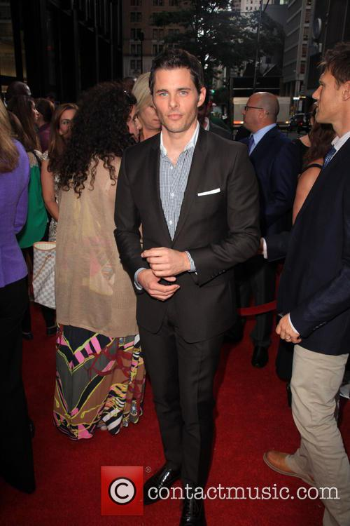 James Marsden, The Ziegfel Theater 141 West 54th Street