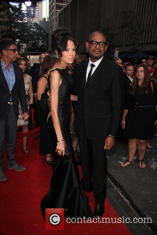 Forest Whitaker and Keisha Nash Whitaker 7