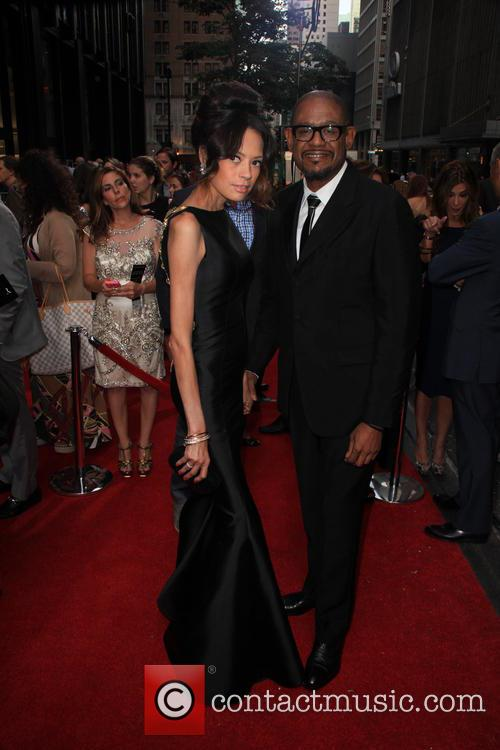 Keisha Nash Whitaker and Forest Whitaker 1