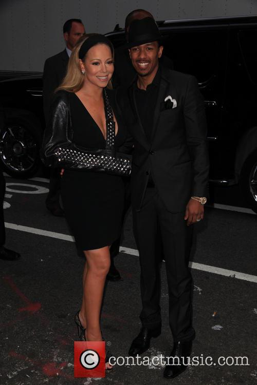 Mariah Carey, Nick Cannon, The Ziegfel Theater 141 West 54th Street