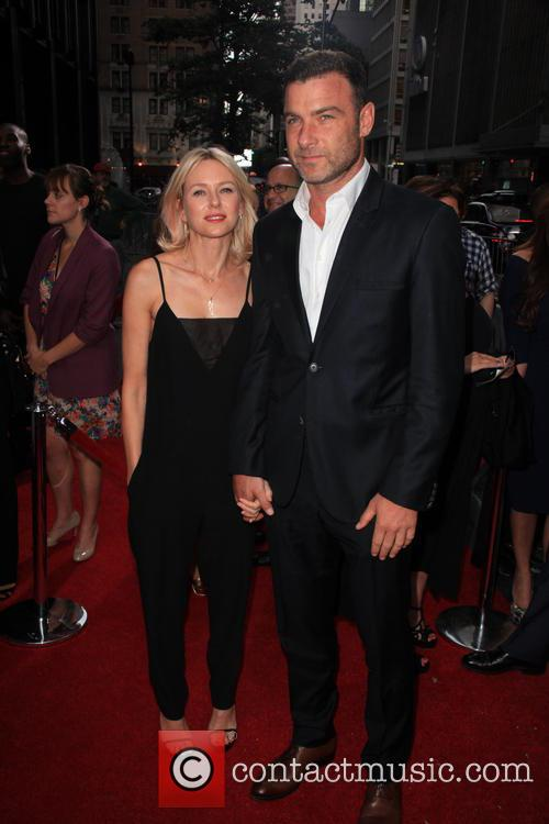 Naomi Watts and Liev Schreiber 1
