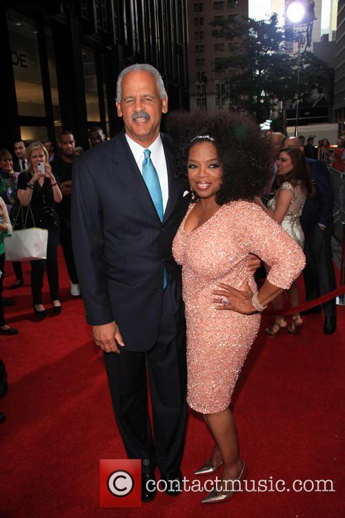 Stedman Graham and Oprah Winfrey 17