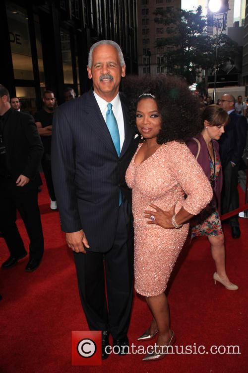 Stedman Graham and Oprah Winfrey 18