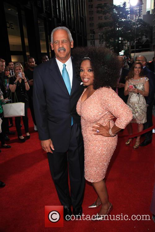 Stedman Graham and Oprah Winfrey 19