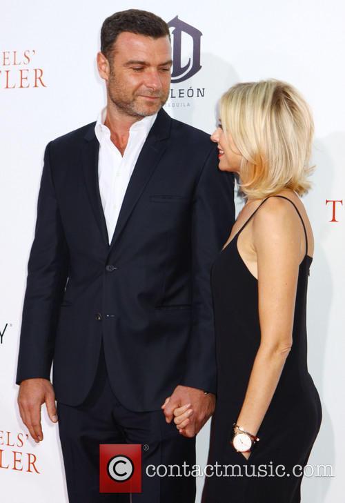 Liev Schreiber and Naomi Watts 11