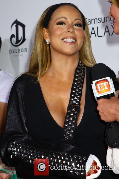Mariah Carey, The Butler Premiere
