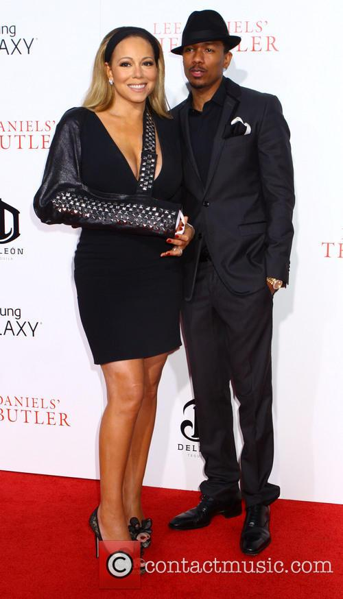 Mariah Carey and Nick Cannon 2