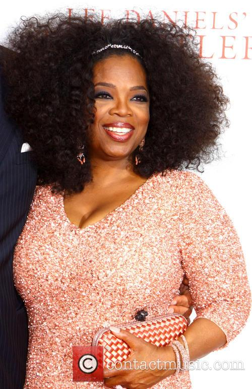 Oprah Winfrey, The Butler New York Premiere