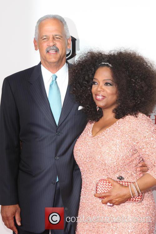 Oprah Winfrey and Steadman Graham 11
