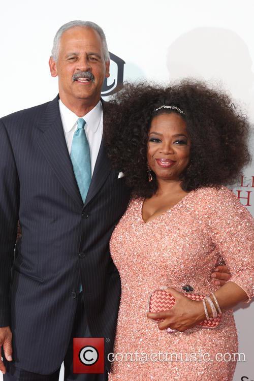 Oprah Winfrey and Steadman Graham 14