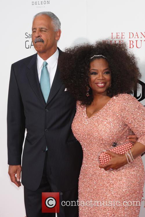 Oprah Winfrey and Steadman Graham 16