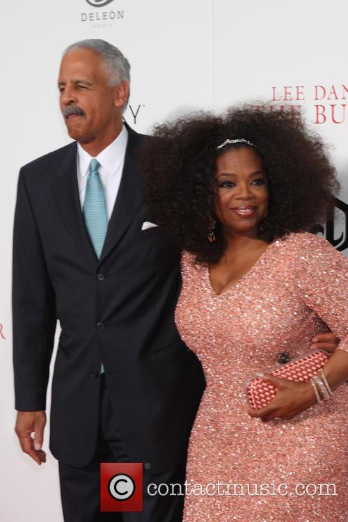 Oprah Winfrey and Steadman Graham 2