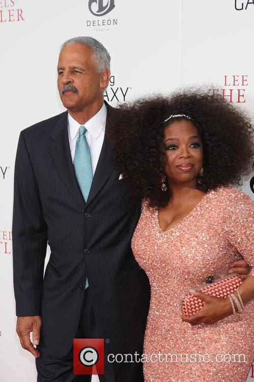 Oprah Winfrey and Steadman Graham 3