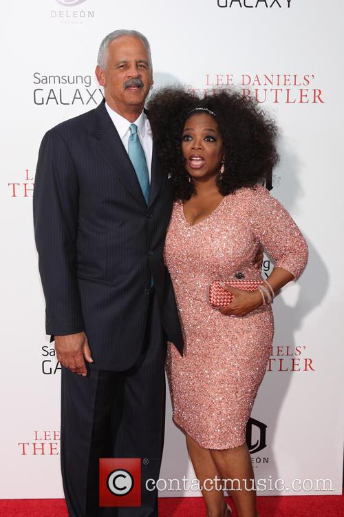 Oprah Winfrey and Steadman Graham 5