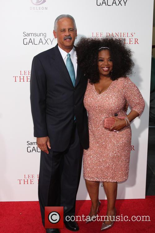 Oprah Winfrey and Steadman Graham 6