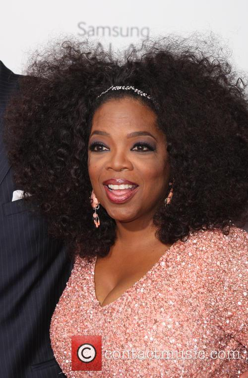 Oprah Winfrey and Steadman Graham 7