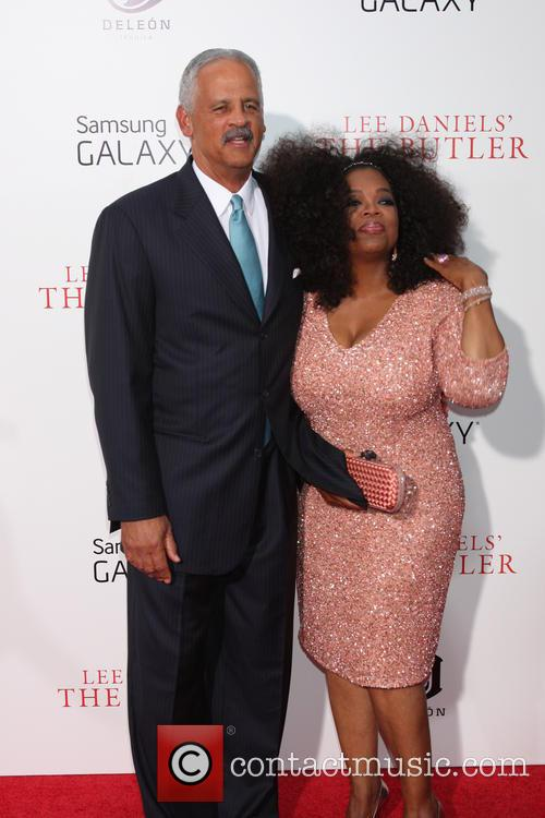 Oprah Winfrey and Steadman Graham 9