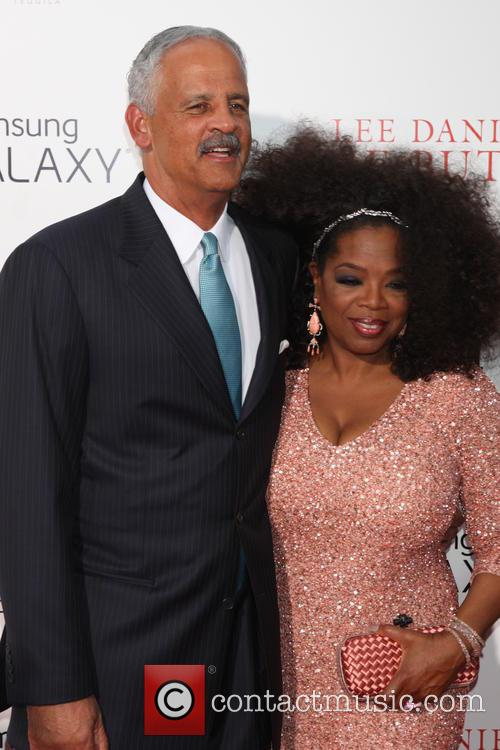 Oprah Winfrey and Steadman Graham 10