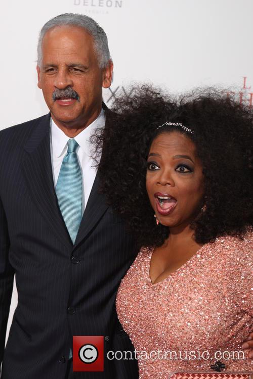 Oprah Winfrey and Steadman Graham 11