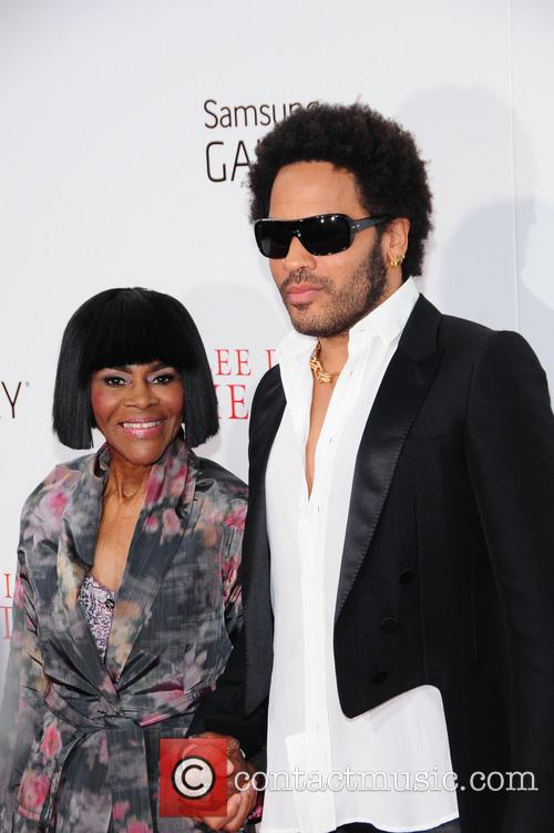 Cicely Tyson and Lenny Kravitz 1