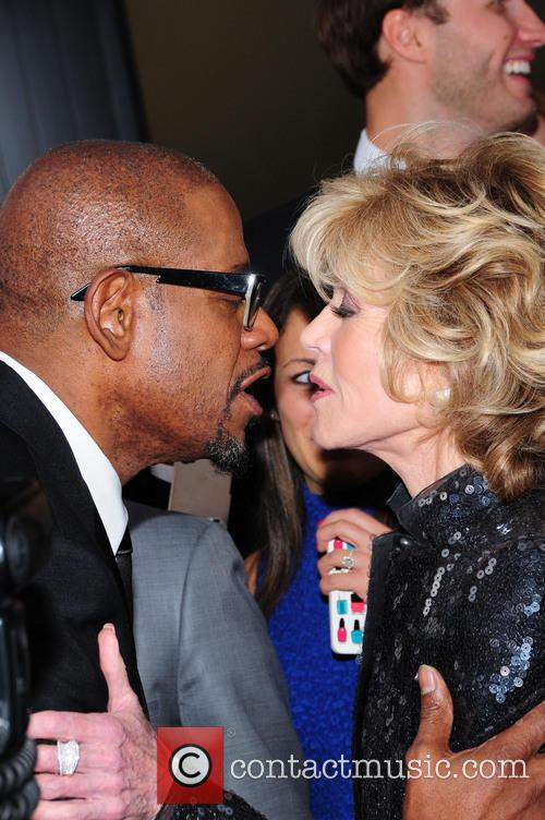 Jane Fonda and Forest Whitaker 4