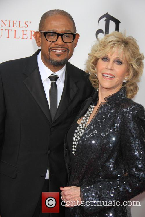 Forrest Whitaker and Jane Fonda 2