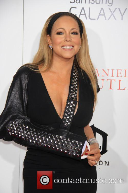 Mariah Carey, Zeigfeld Theater