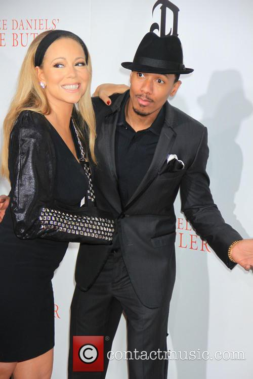 Mariah Carey, Nick Cannon, Zeigfeld Theater