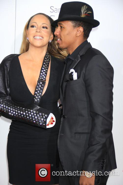 mariah carey nick cannon new york premiere  3800170