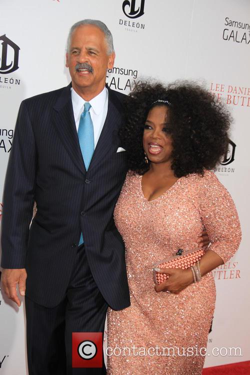 Stedman Graham and Oprah Winfrey 2