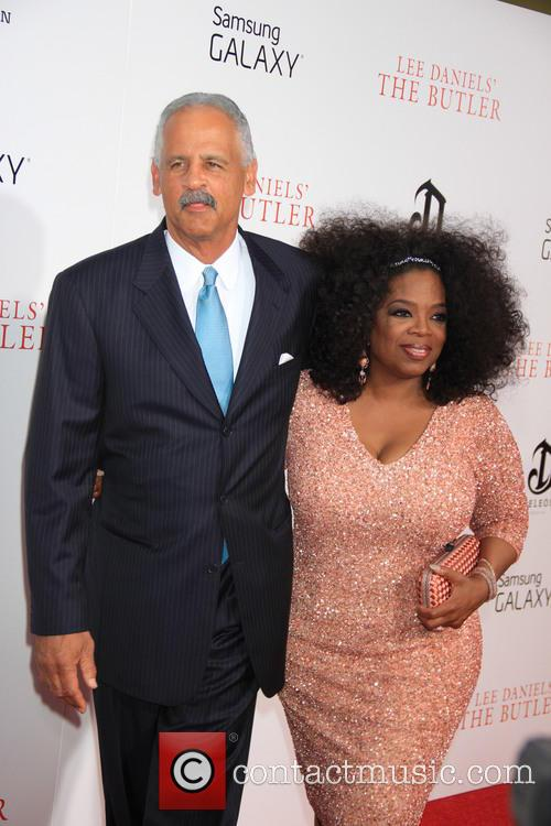Stedman Graham and Oprah Winfrey 3