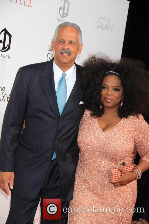 Stedman Graham and Oprah Winfrey 4