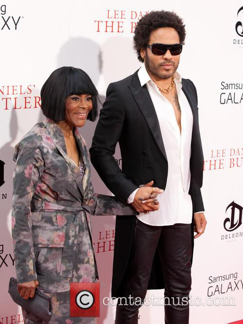 Cicely Tyson and Lenny Kravitz 5