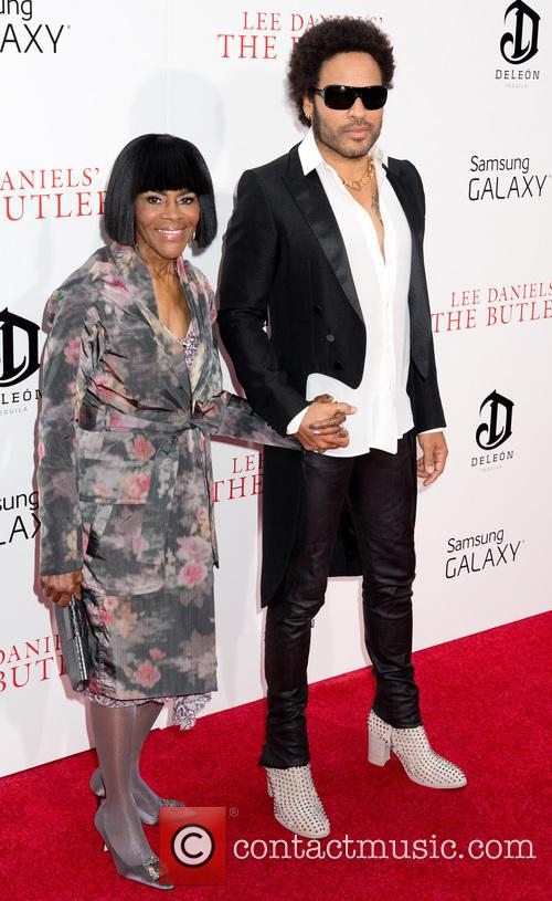 Cicely Tyson and Lenny Kravitz 6