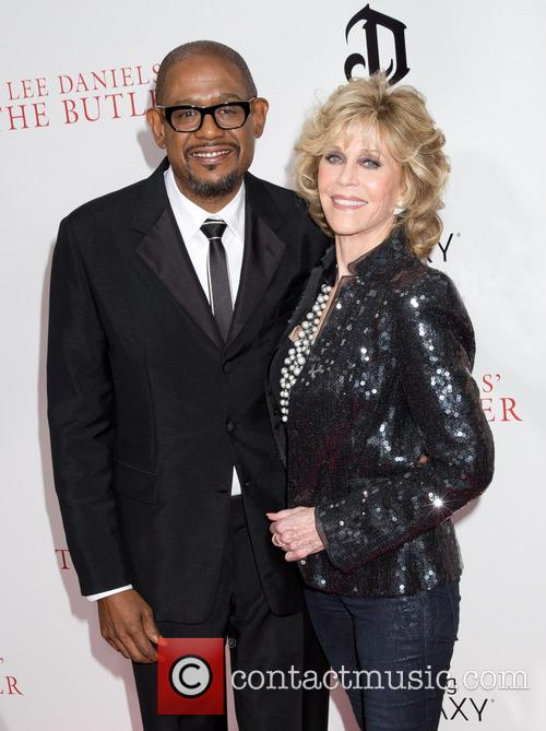 Forest Whitaker and Jane Fonda 5